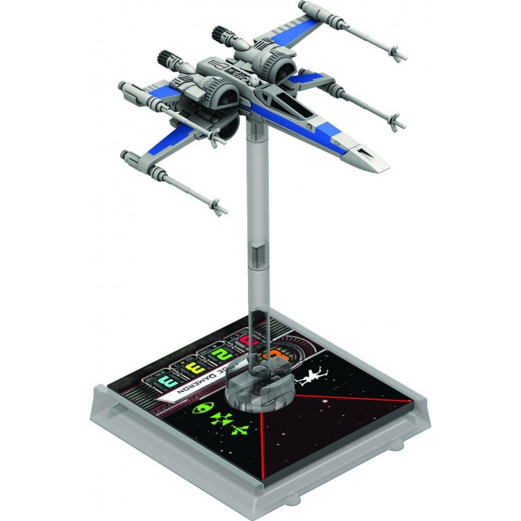 STAR WARS: X WING - T-70 HERO SHIP