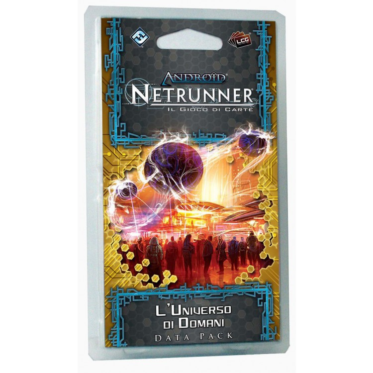 ANDROID NETRUNNER LCG - L'UNIVERSO