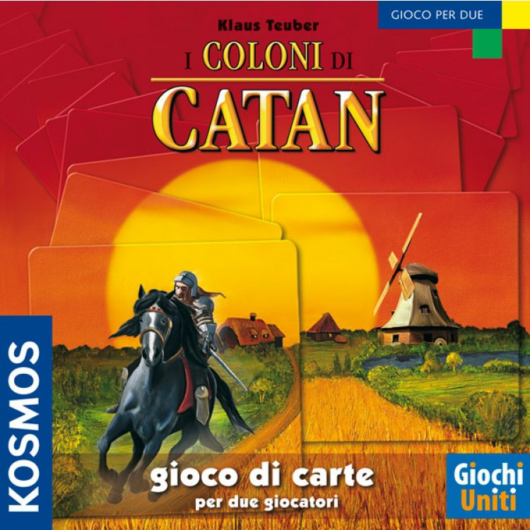 GC CDC: I COLONI DI CATAN GIOCO DI CARTE