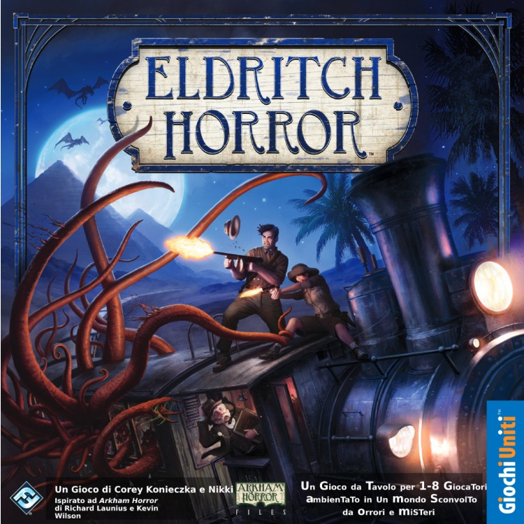 ELDRITCH HORROR - ITA