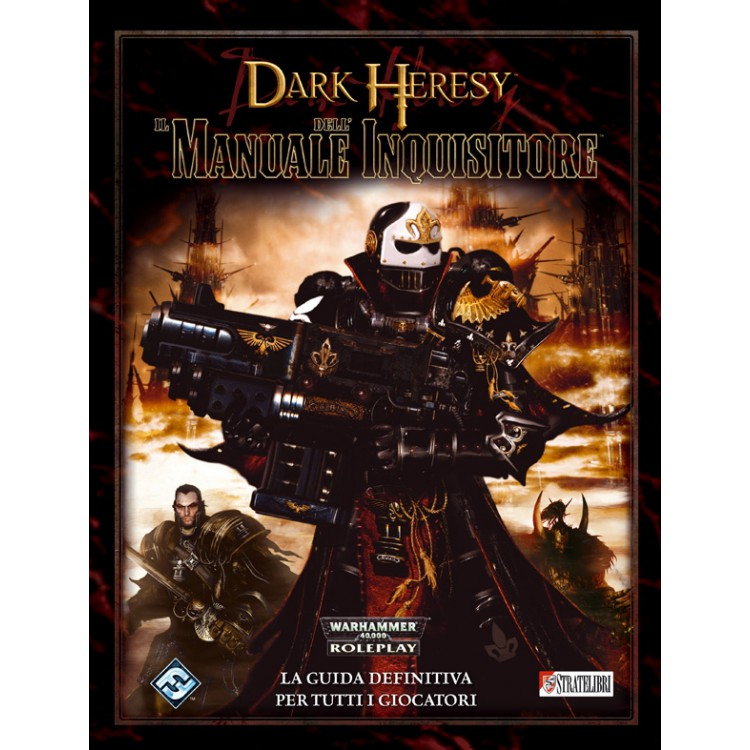 DARK HERESY: MANUALE DELL'INQUISITORE