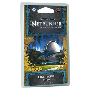 ANDROID NETRUNNER LCG - BREAKER BAY