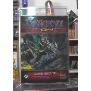 DESCENT 2ND ED.: ANIME PERDUTE