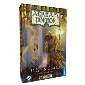 ARKHAM HORROR: IL RE IN GIALLO - REPRINT
